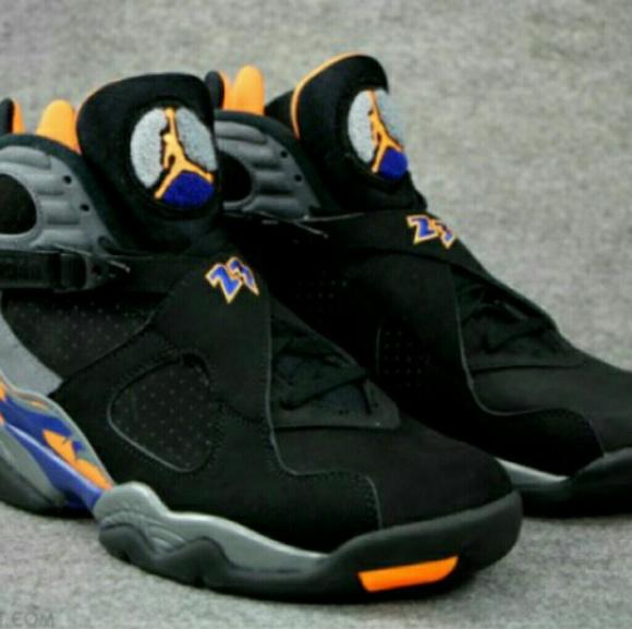 2737501c59e jordan Shoes | Air 8 Retro Phoenix Suns | Poshmark